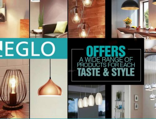 Treat yourself with luxury with Lighting Products – Eglo Pakistan